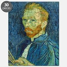 Vincent Van Gogh - Self-Portrait Puzzle