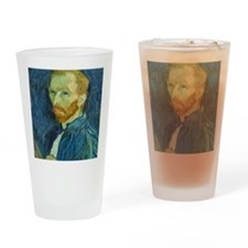 Vincent Van Gogh - Self-Portrait Drinking Glass