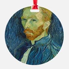 Vincent Van Gogh - Self-Portrait Ornament