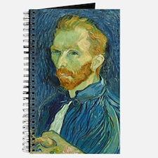 Vincent Van Gogh - Self-Portrait Journal