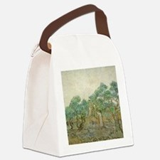 Vincent Van Gogh - The Olive Orch Canvas Lunch Bag