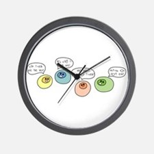 T Cell Wars Wall Clock