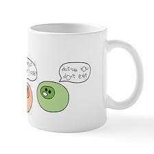 T Cell Wars Small Mug