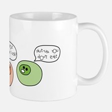 T Cell Wars Small Mugs