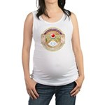 Prntrkmt Maternity Tank Top