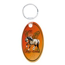 The Year Of The Horse Keychains