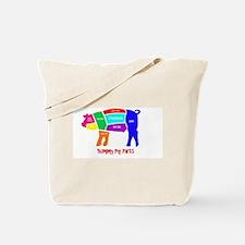 Yummy Pig Parts Tote Bag