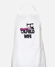 Blessed Oilfield Wife Apron