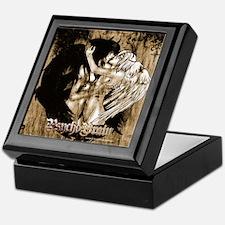 yaoi angel & demon Keepsake Box