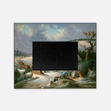 Washington at Valley Forge Picture Frame