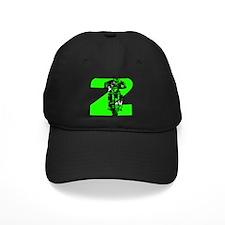 2bikeghost Baseball Hat