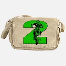 2bikeghost Messenger Bag