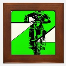 2bikeghost Framed Tile