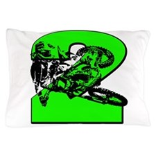 2bike ghost 2 Pillow Case