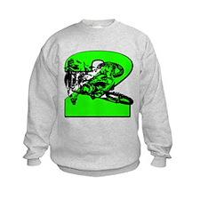 2bike ghost 2 Sweatshirt
