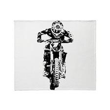 bike Throw Blanket