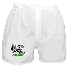 bike 2 brap Boxer Shorts