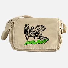 bike 2 brap Messenger Bag