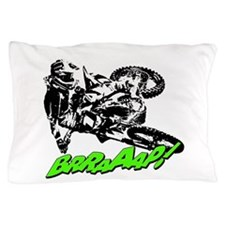 bike 2 brap Pillow Case