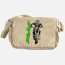 bike brap Messenger Bag
