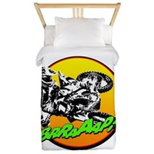bike sun brap Twin Duvet