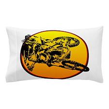 bike sun 2 ghost Pillow Case