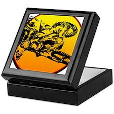 bike sun 2 ghost Keepsake Box