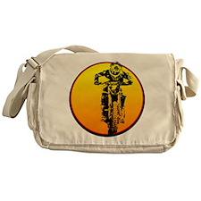 bike sun ghost Messenger Bag