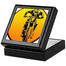 bike sun ghost Keepsake Box