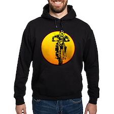 bike sun ghost Hoodie