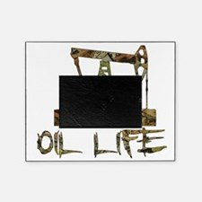Camo Oil Life Picture Frame