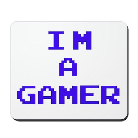 I'M A GAMER Mousepad