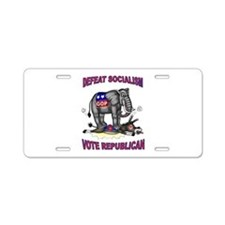 GOP VICTORY Aluminum License Plate