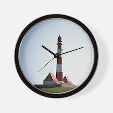 The Lighthouse III Wall Clock