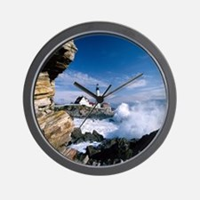 The Lighthouse IV Wall Clock