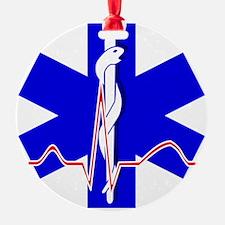 Paramedic Ornament