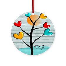CNA 4 Ornament (Round)