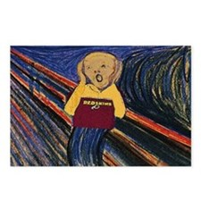 The Redskins Fan Scream Postcards (Package of 8)
