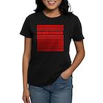 Hamburger Women's Dark T-Shirt