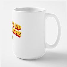 What's up Mustache Mug