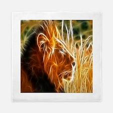 Leo the Lion Queen Duvet