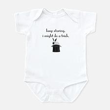 Keep Staring... Infant Bodysuit