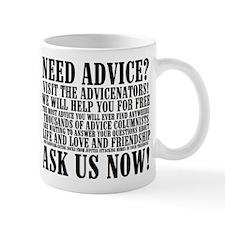 Cute Advicenators Mug