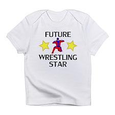 Future Wrestling Star Infant T-Shirt