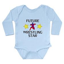 Future Wrestling Star Body Suit