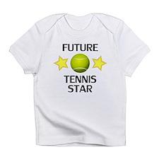 Future Tennis Star Infant T-Shirt