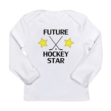 Future Hockey Star Long Sleeve T-Shirt