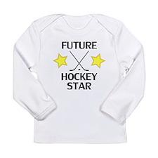 Future Hockey Star Long Sleeve T-Shirt