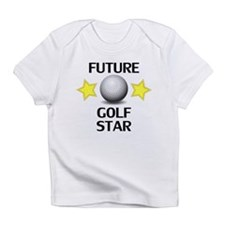 Future Golf Star Infant T-Shirt