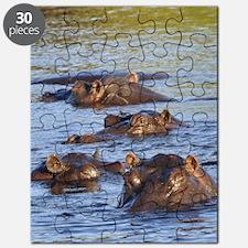 Hippo 03 Puzzle